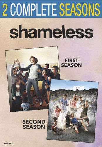 Shameless: Seasons 1 and 2 [DVD]