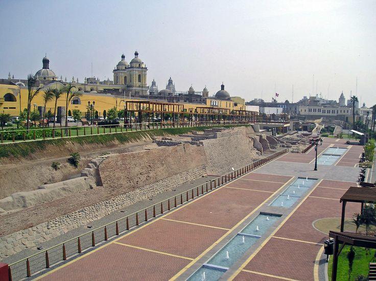 Parque de la Muralla - Lima