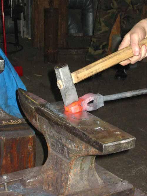 Knife Forging Ovens : Best blacksmithing images on pinterest door with