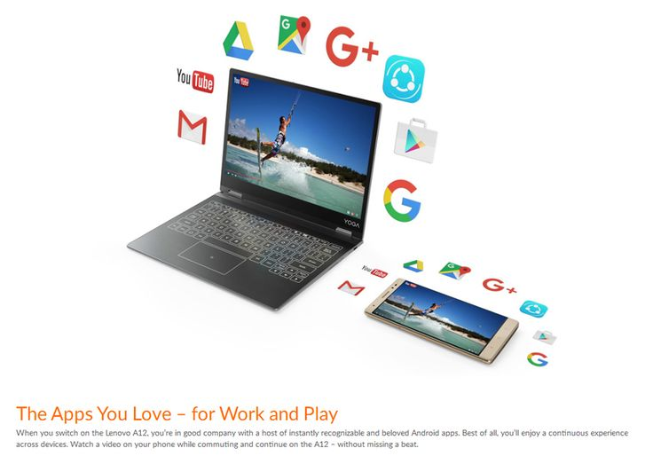 Lenovo Yoga A12 32G Intel Atom x5 Z8550 Quad Core 2.4GHz Android 6.0 12.2 Inch Tablet