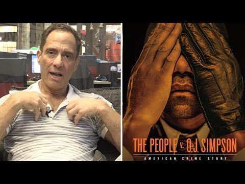 Harvey Levin Reacts to ACS: The People Vs. O.J. Simpson - YouTube