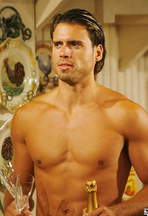Joshua Morrow, Hottness from Young and the Restless - Nick Newman