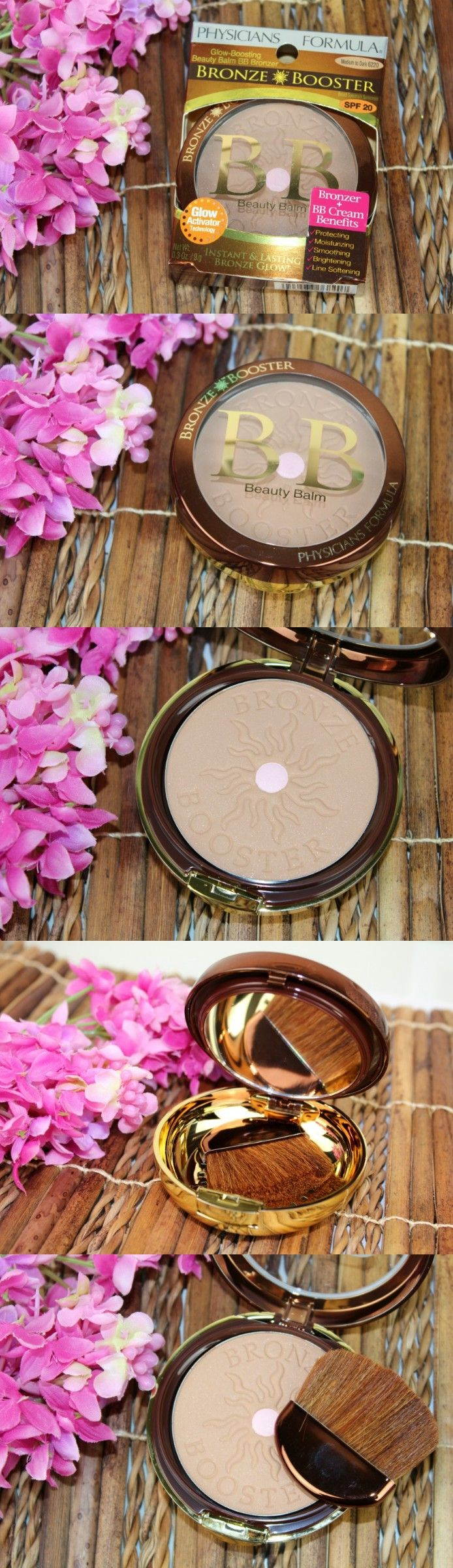Physicians Formula Bronze Booster Review and Photos