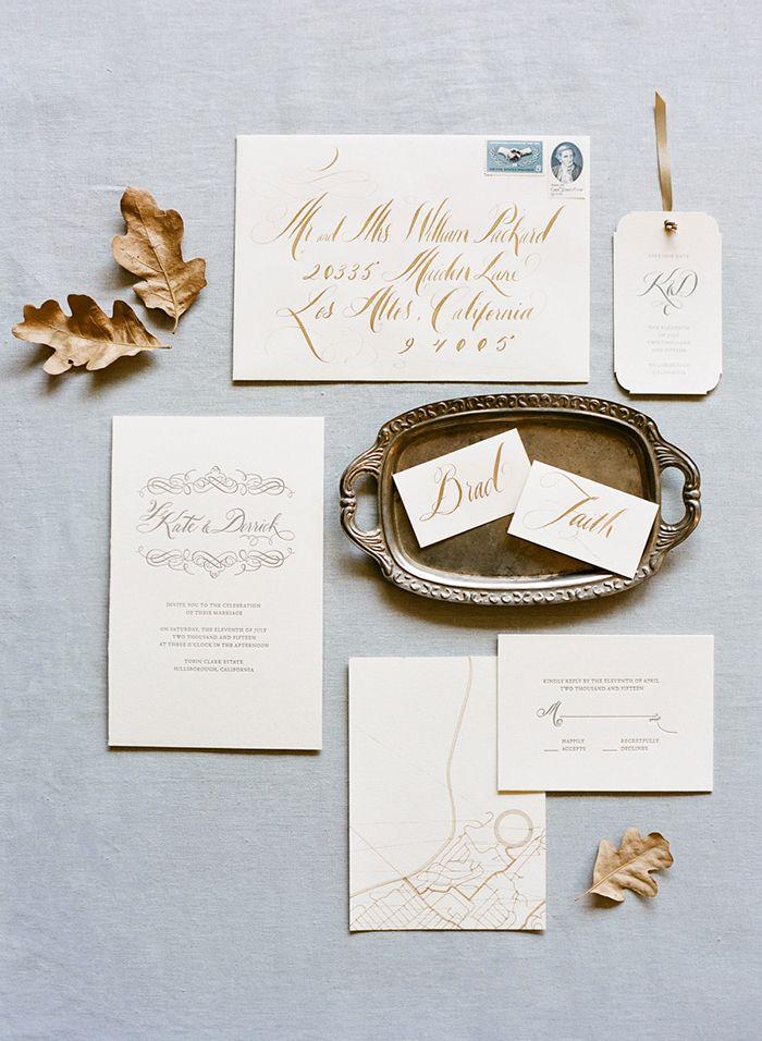Sophisticated Wedding Inspiration
