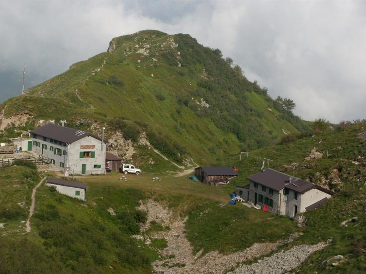 Rifugio Santa Rita - Val Biandino