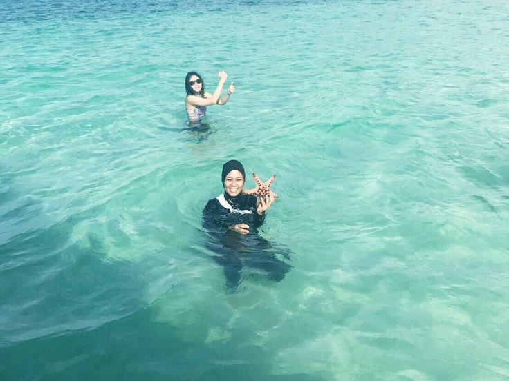 Starfish in Belitong
