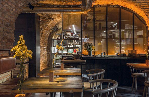 WIN Bar, Kiev, Ukraine. 2018 Award Winners - restaurant development + design, rddmag.com, #restaurantdesign #design #designideas #restaurants #instagram #travel #travelmore #restaurants #ukraine #kiev #ukranian