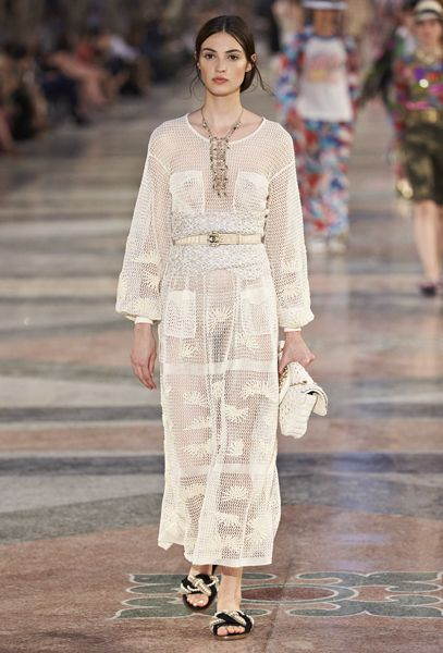 Off the Runway: Chanel Cruise Collection 2016 | MiNDFOOD STYLE