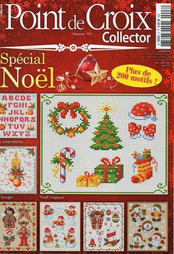 point de croix collector special noel n°8 - audrey georgel - Picasa Web Albums