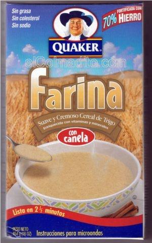 Farina Food Recipes