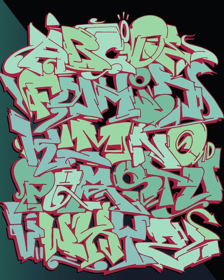 Poster Lettering Styles