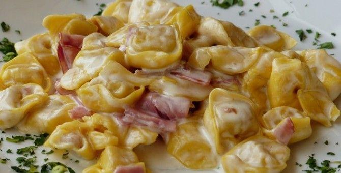 Pudding pasta
