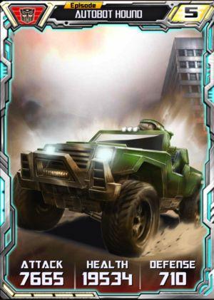 Episode Autobot Hound 2 (A)