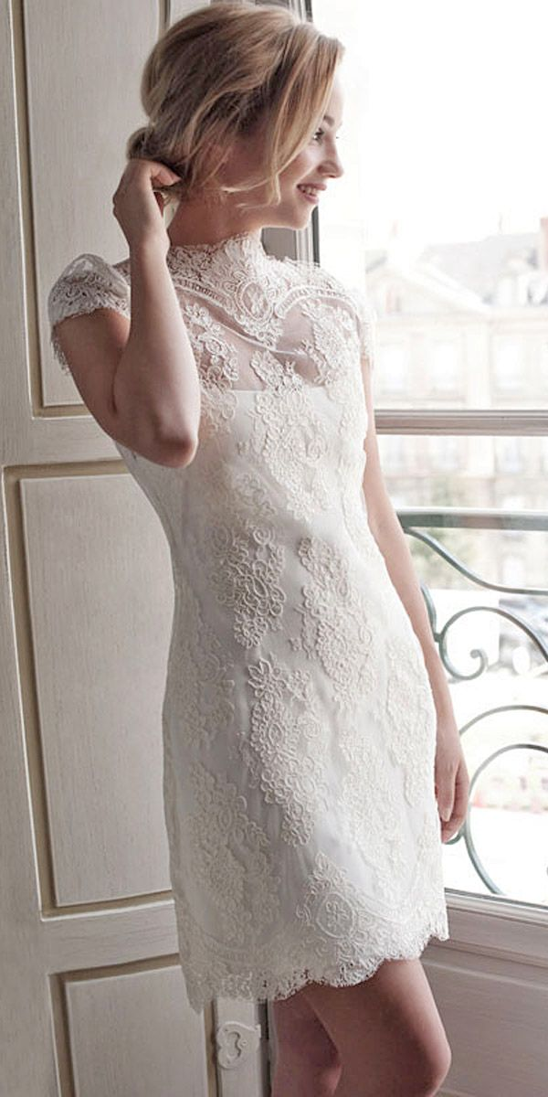 short wedding gowns 10