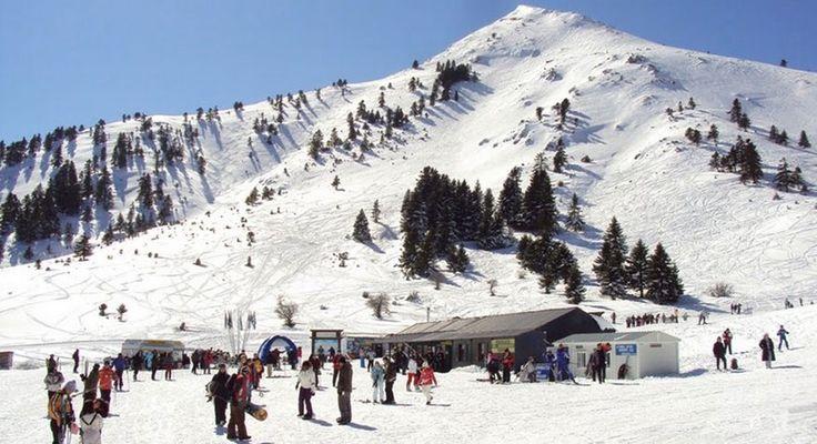 Χιονοδρομικό Κέντρο Καλαβρύτων http://diakopes.in.gr/trip-ideas/article/?aid=209568 #travel #greece #mountain #winter #snow
