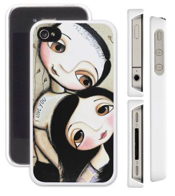 Iphone 4s case of love