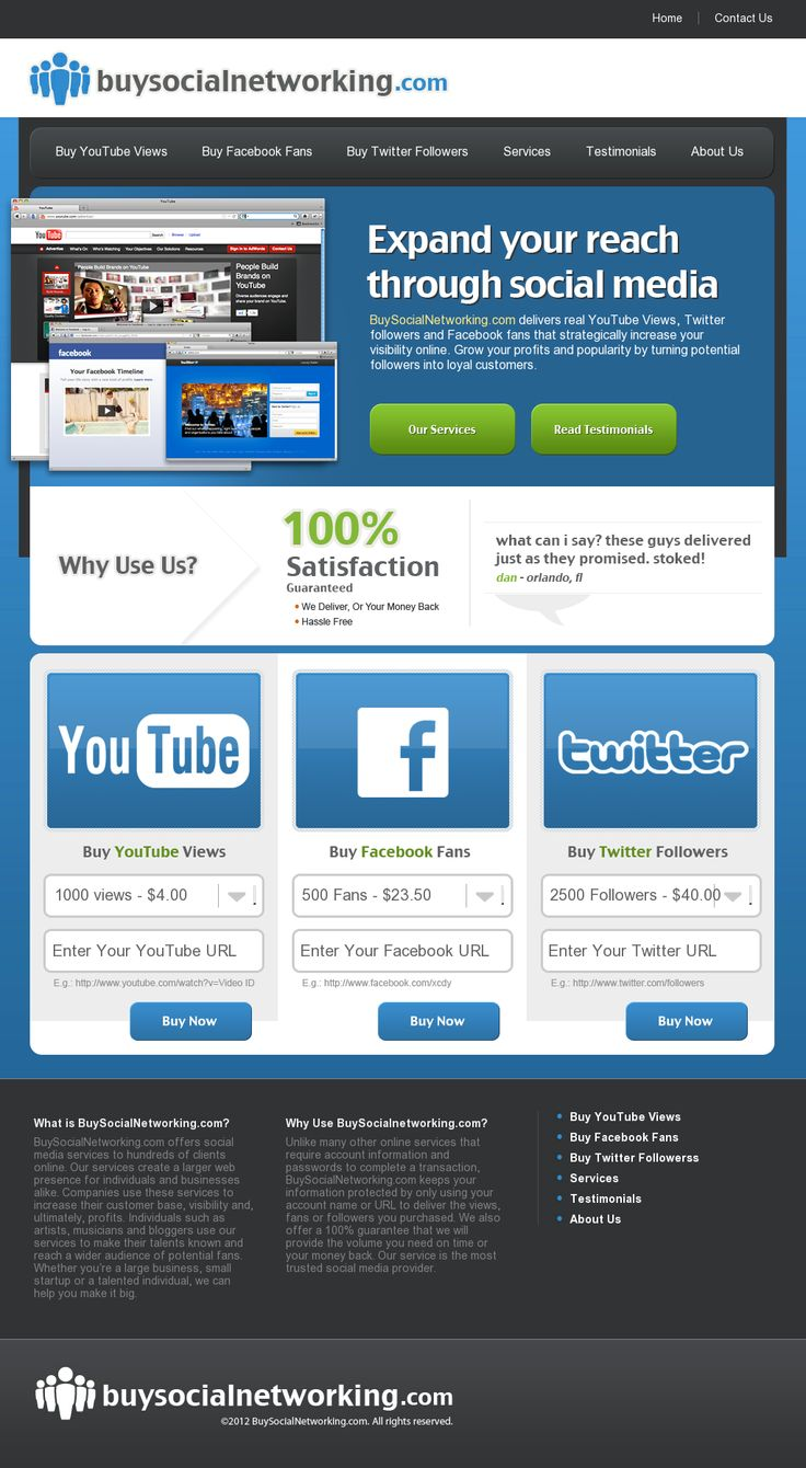 youtube video view increaser --> http://buysocialnetworking.com