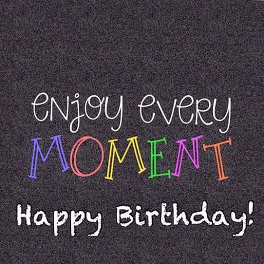 Un dia para tu cumpleaños 32. Como piensas celebrarlo?