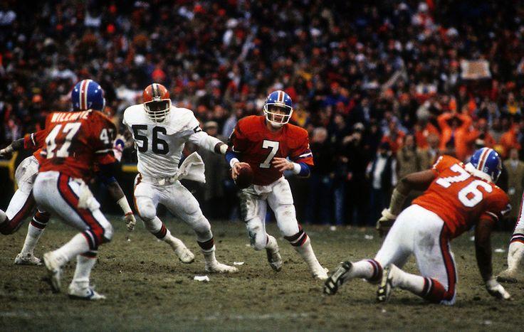 1986 AFC Championship: Broncos vs. Browns highlights