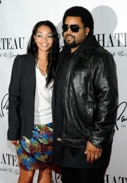 Ice Cube and wife KimberlyIce Cube Daughter