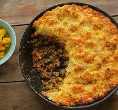 Shepherd's pie, azaz pásztorpite