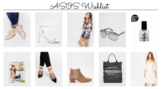 Simply Nina: Asos Wishlist
