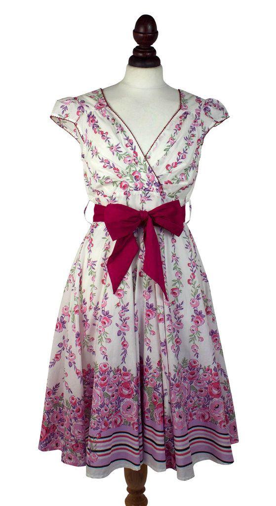 Regina Rose Day Dress