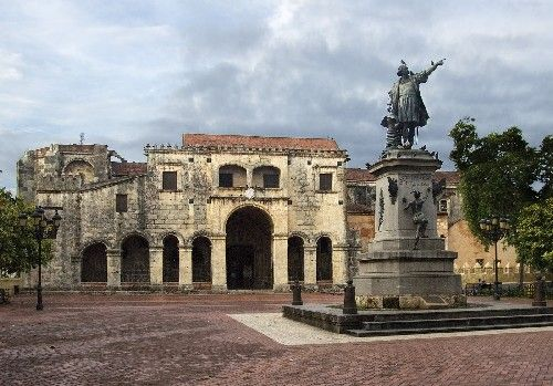 Santo Domingo, Dominican Republic-spent 3 months in this city teaching study skills to high school kids