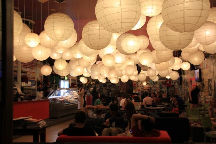 coffee shop @ perth, western australia - Greens and Co