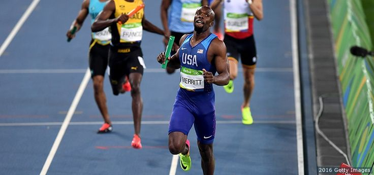 The Best Photos From Rio 2016: Aug. 20 Edition LaShawn Merritt, Track and Field
