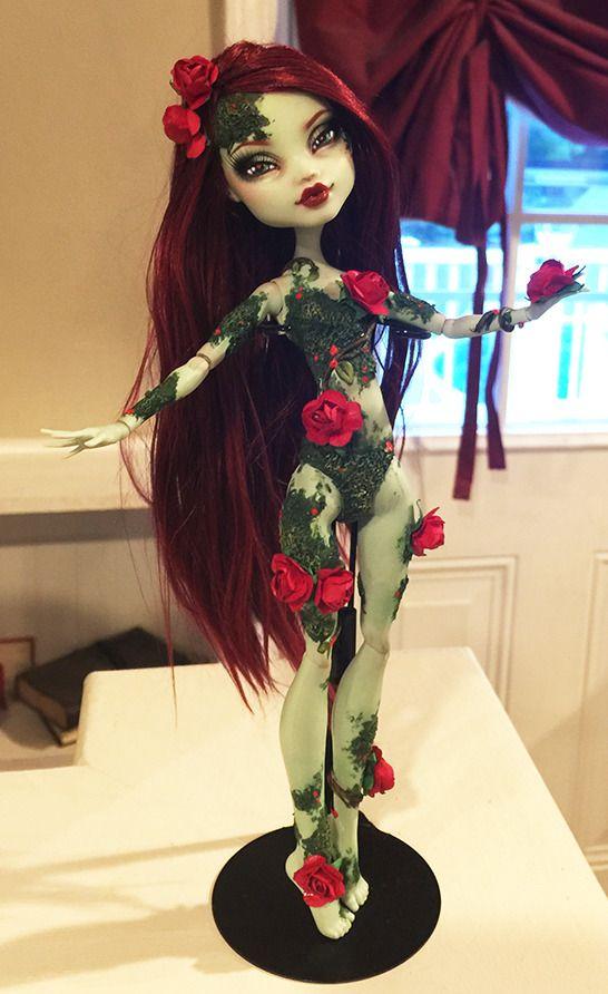 — Poison Ivy commission!