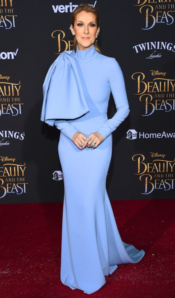 Celine dion ama 2018 dress style