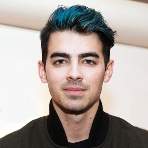 Know What A Flow Is Find Out Get Inspired By 50 Flow Hairstyles For Men Men Hairstyles Wo In 2020 Black Hair With Blue Highlights Boys Blue Hair Boys Colored Hair
