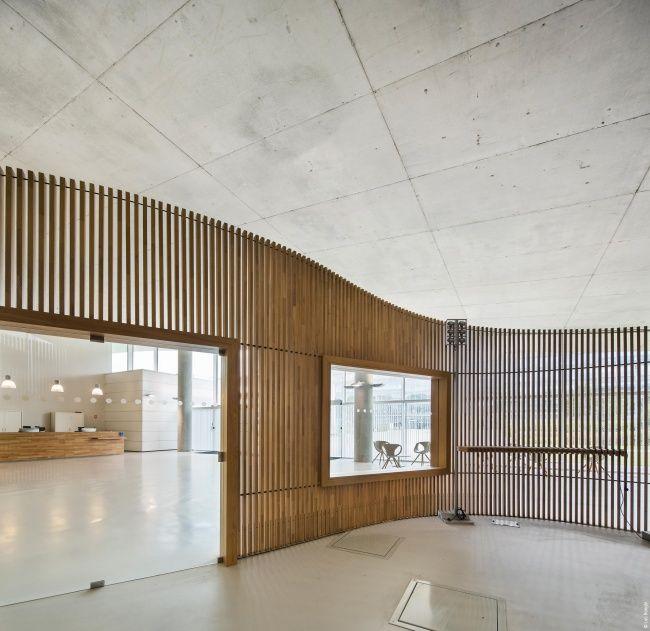 Корпус Бьенвеню–Научный и технический центр Париж-Восток © Luc Boegly