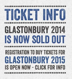 #Glastonbury #Festival starts today 25/6/14. If you want tickets for #2015 register now! @GlastoFest #WorldFestivals #England