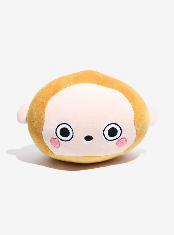 Sanrio X Moni Moni Animals Monkichi Medium Plush,