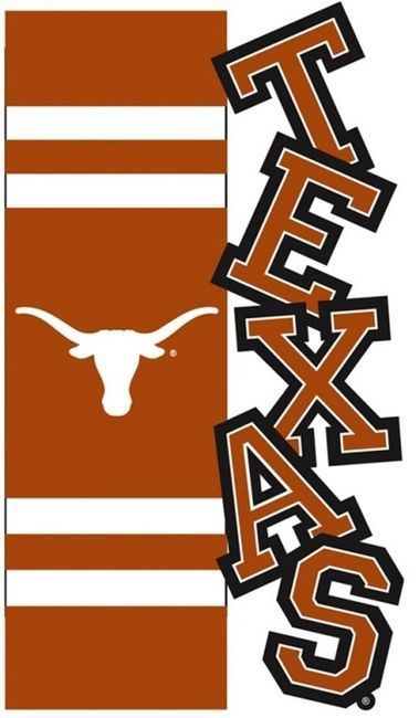 University of Texas Longhorns House Flag