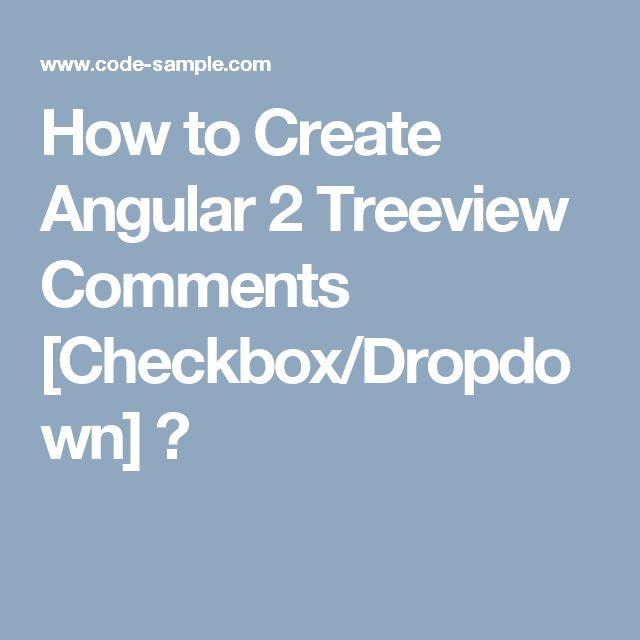 Kendo treeview with checkbox example