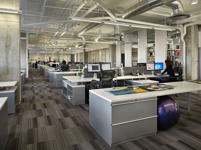 office tour jpc architects bellevue architecture offices architecture office architects and office spaces - Office Space Design Ideas