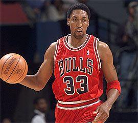 Scotty Pippen unsung hero of the Jordan inspired Bulls
