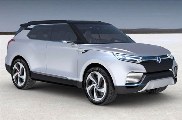 Mahindra S Ssangyong To Launch First Electric Suv In 2019 Mahindra