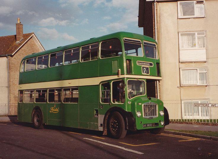 Bristol FLF Lodekka.