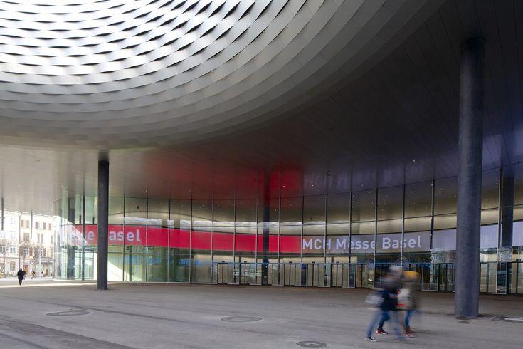Gallery of Messe Basel New Hall / Herzog & de Meuron - 10