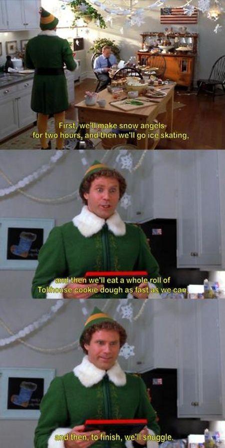 My favorite Elf quote :)
