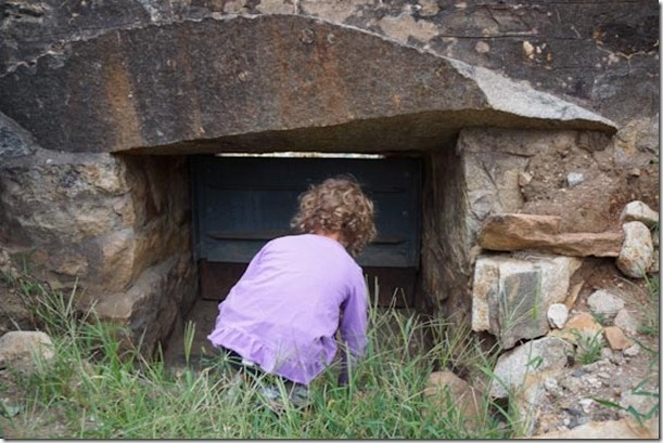Amazing discoveries ... Adelong Falls Gold Mill Ruins, Adelong, New South Wales | CaravanCampingOz.com