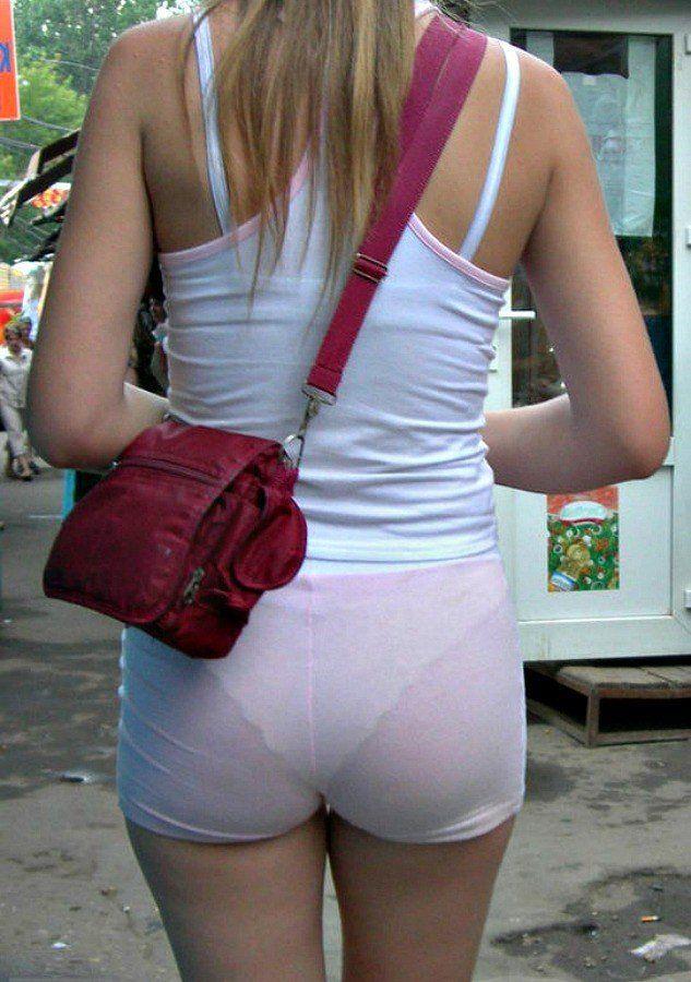 Teens With Pantie Lines Porn 12