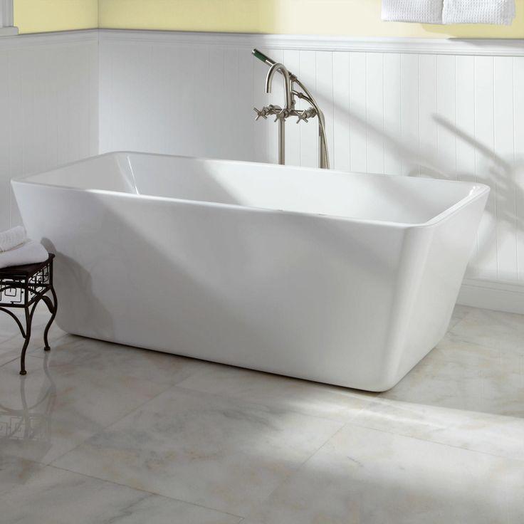 24 best Bathtubs images on Pinterest | Freestanding tub, Bathroom ...