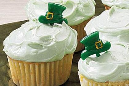 St. Patrick's Day cupcakes | Irish Food and Irish Drinks | IrishCentral