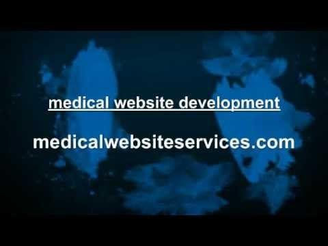 Medical Website Services. Healthcare Website Development.