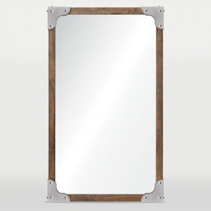 Ren Wil Advocate Rectangular Wall Mirror x